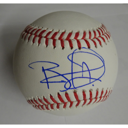 Photo of Brandon Phillips Autographed Baseball