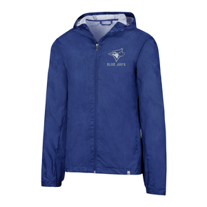 Toronto Blue Jays React Zip Up Jacket Royal by '47 Brand