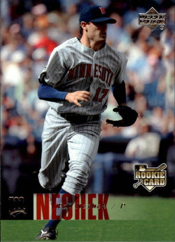 Photo of 2006 Upper Deck #1116 Pat Neshek Rookie Card -- Rockies post-season