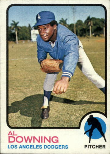 Photo of 1973 Topps #324 Al Downing