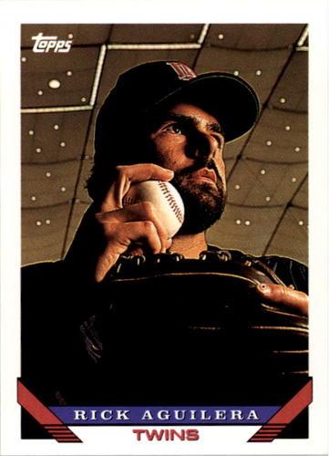 Photo of 1993 Topps #625 Rick Aguilera