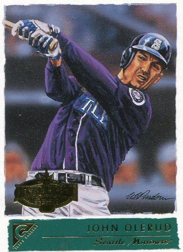 Photo of 2001 Mariners FanFest #5 John Olerud Topps