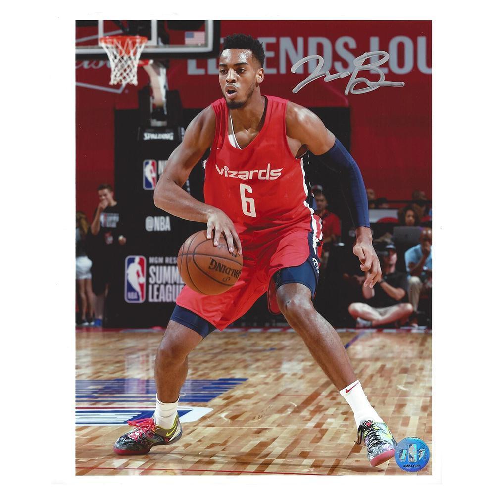 Troy Brown Jr. - Washington Wizards - 2018 NBA Draft Class - Autographed Photo