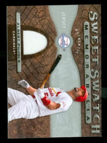 Photo of 2009 Sweet Spot Swatches #AP Albert Pujols