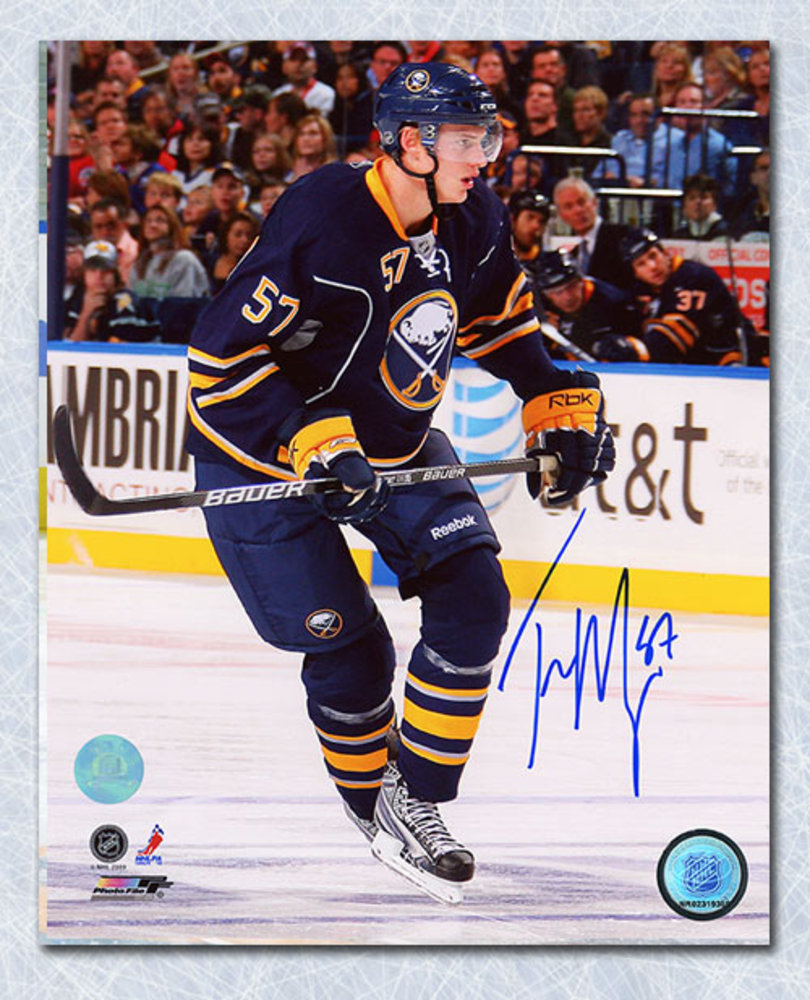 Tyler Myers Buffalo Sabres Autographed 16x20 Photo
