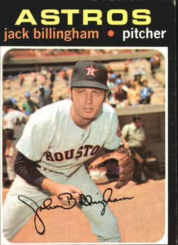 Photo of 1971 Topps #162 Jack Billingham