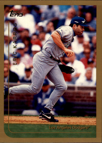Photo of 1999 Topps #63 Eric Karros