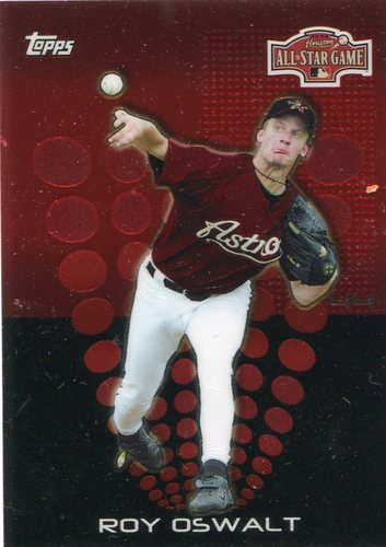 Photo of 2004 Astros Fanfest #5 Roy Oswalt/Topps