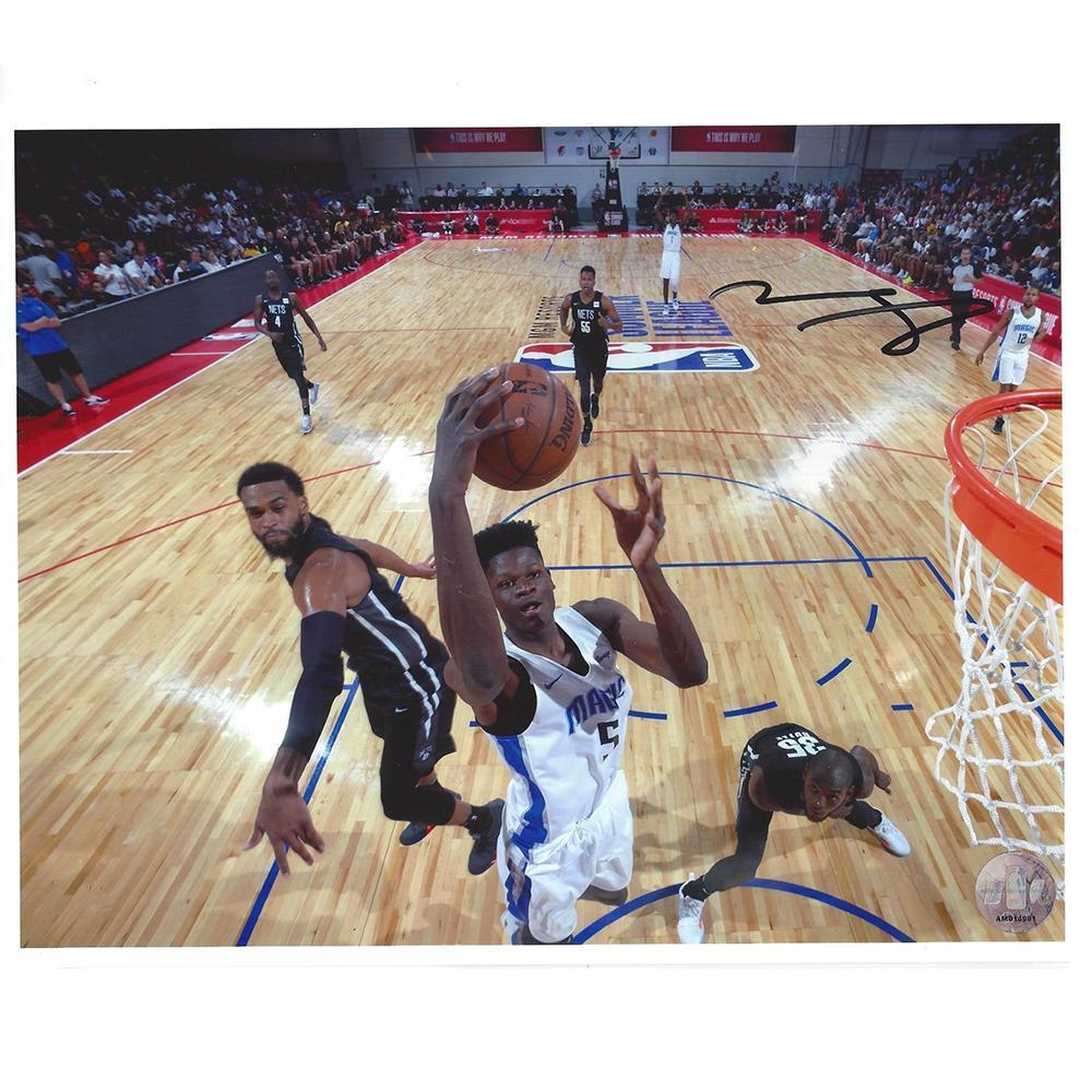 Mohamed Bamba - Orlando Magic - 2018 NBA Draft Class - Autographed Photo