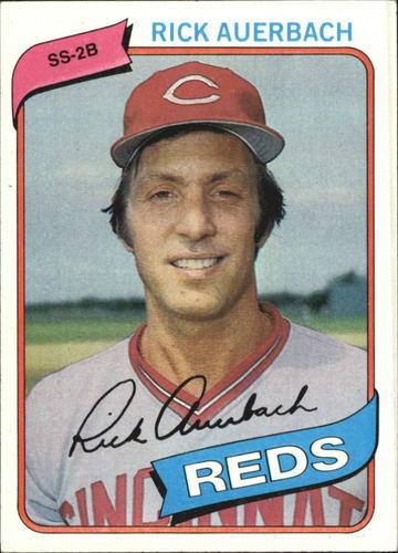 Photo of 1980 Topps #354 Rick Auerbach