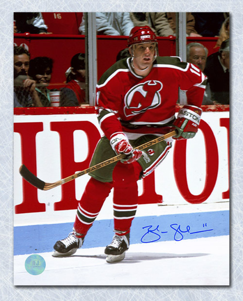 Brendan Shanahan New Jersey Devils Autographed 8x10 Photo