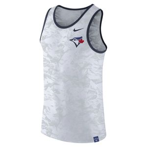 Triblend Premium Tank White by Nike
