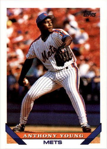 Photo of 1993 Topps #734 Anthony Young