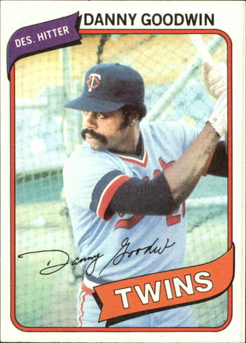 Photo of 1980 Topps #362 Danny Goodwin