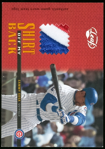 Photo of 2001 Fleer Legacy Tailor Made #6 Carlos Delgado