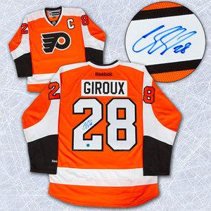 Claude Giroux Philadelphia Flyers Autographed Reebok Premier Jersey