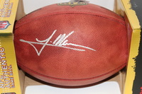 NFL - RAMS TRE MASON SIGNED AUTHENTIC FOOTBALL