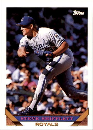 Photo of 1993 Topps #735 Steve Shifflett