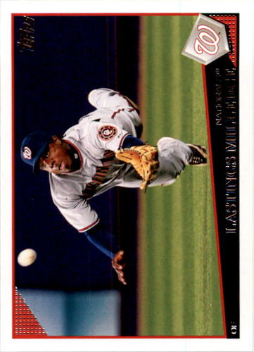 Photo of 2009 Topps #153 Lastings Milledge