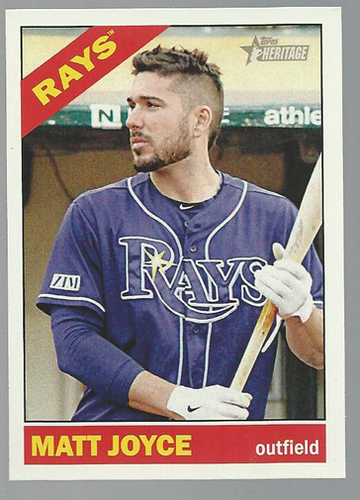 Photo of 2015 Topps Heritage #117 Matt Joyce