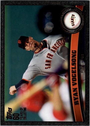 Photo of 2011 Topps Update Black #US94 Ryan Vogelsong