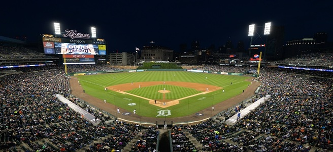 DETROIT TIGERS GAME: 8/25 TIGERS VS. CHICAGO (4 LOWER LEVEL TICKETS)