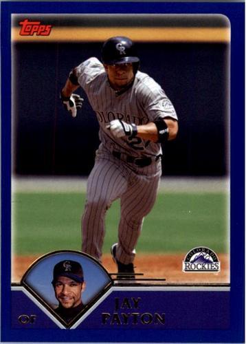 Photo of 2003 Topps #476 Jay Payton