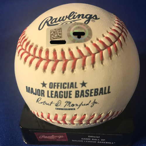 Photo of UMPS CARE AUCTION: Sonny Gray Signed Baseball