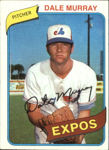 Photo of 1980 Topps #559 Dale Murray