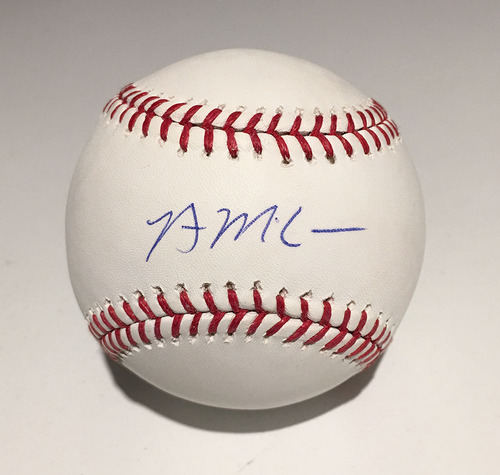 Photo of Ed Randall's Fans For the Cure Auction: Brian McCann Autographed Baseball