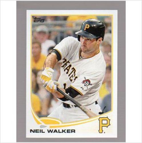 Photo of 2013 Topps #537 Neil Walker
