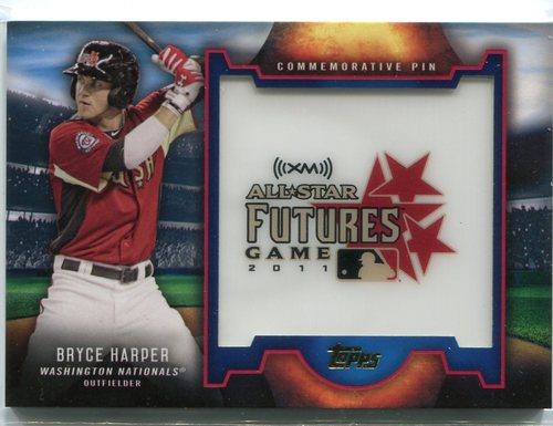 Photo of 2016 Topps Futures Game Pins #FGPBH Bryce Harper
