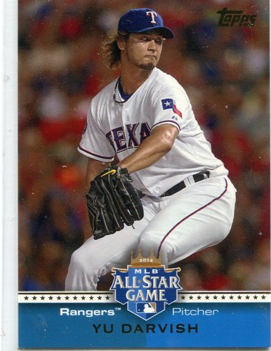 Photo of 2012 Topps All-Star FanFest #FF4 Yu Darvish