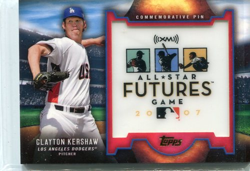 Photo of 2016 Topps Futures Game Pins #FGPCK Clayton Kershaw