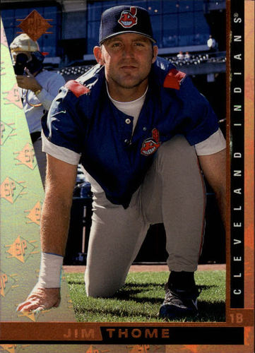 Photo of 1997 SP #56 Jim Thome