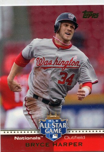 Photo of 2012 Topps All-Star FanFest #FF5 Bryce Harper