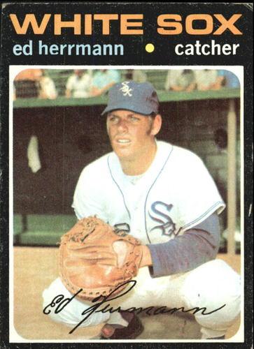 Photo of 1971 Topps #169 Ed Herrmann