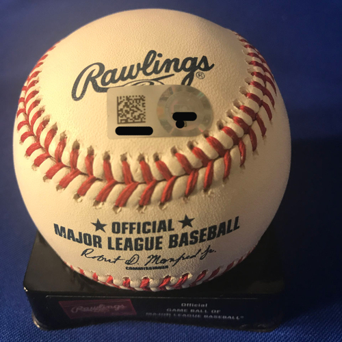 Photo of UMPS CARE AUCTION: Marcus Semien Signed Baseball