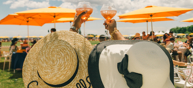 VEUVE CLICQUOT POLO CLASSIC IN NEW YORK - PACKAGE 2 of 3
