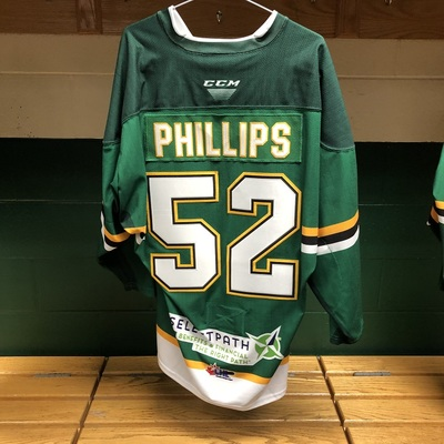 Marcus Phillips Warmup Jersey