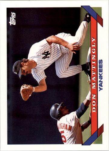 Photo of 1993 Topps #32 Don Mattingly
