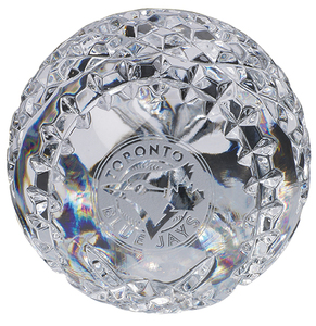 Toronto Blue Jays Waterford Crystal Paperweight by Waterford
