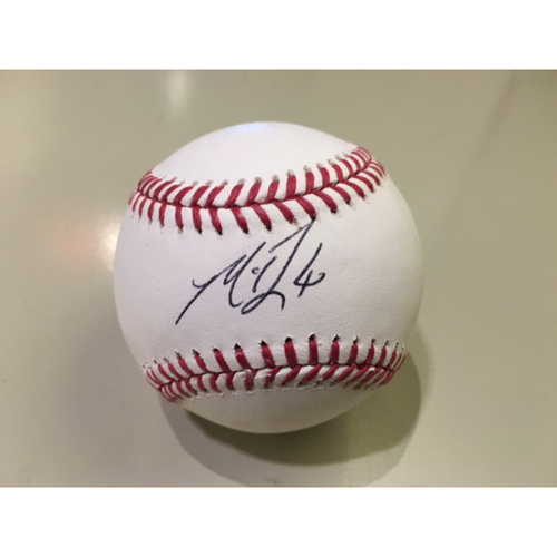 Photo of Giants Community Fund: Madison Bumgarner Autographed Baseball