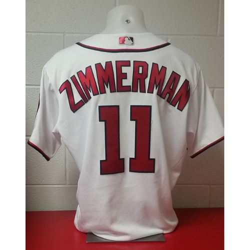 Photo of 2017 Opening Day Game-Used Jersey: Ryan Zimmerman
