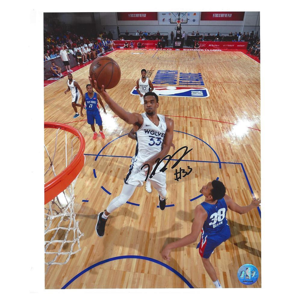 Keita Bates-Diop - Minnesota Timberwolves - 2018 NBA Draft Class - Autographed Photo