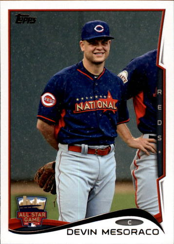 Photo of 2014 Topps Update #US155 Devin Mesoraco
