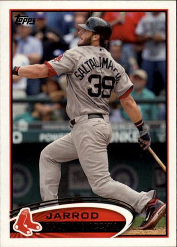 Photo of 2012 Topps #137 Jarrod Saltalamacchia