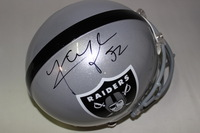 NFL - RAIDERS KHALIL MACK SIGNED RAIDERS PROLINE HELMET