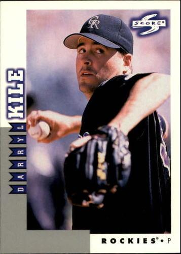 Photo of 1998 Score Rookie Traded #173 Darryl Kile