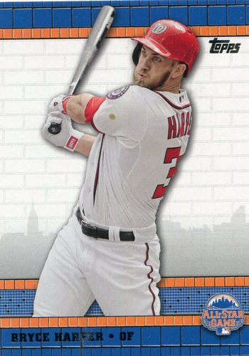Photo of 2013 Topps All-Star FanFest #WR6 Bryce Harper